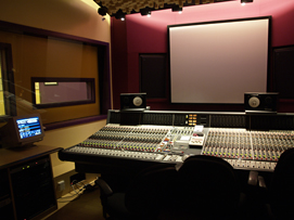 studio narration